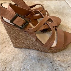 Jessica Simpson Shoes - Jessica Simpson high heeled platform shoes